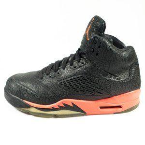 Nike Air Jordan 5 Retro 3Lab5 Elephant Print